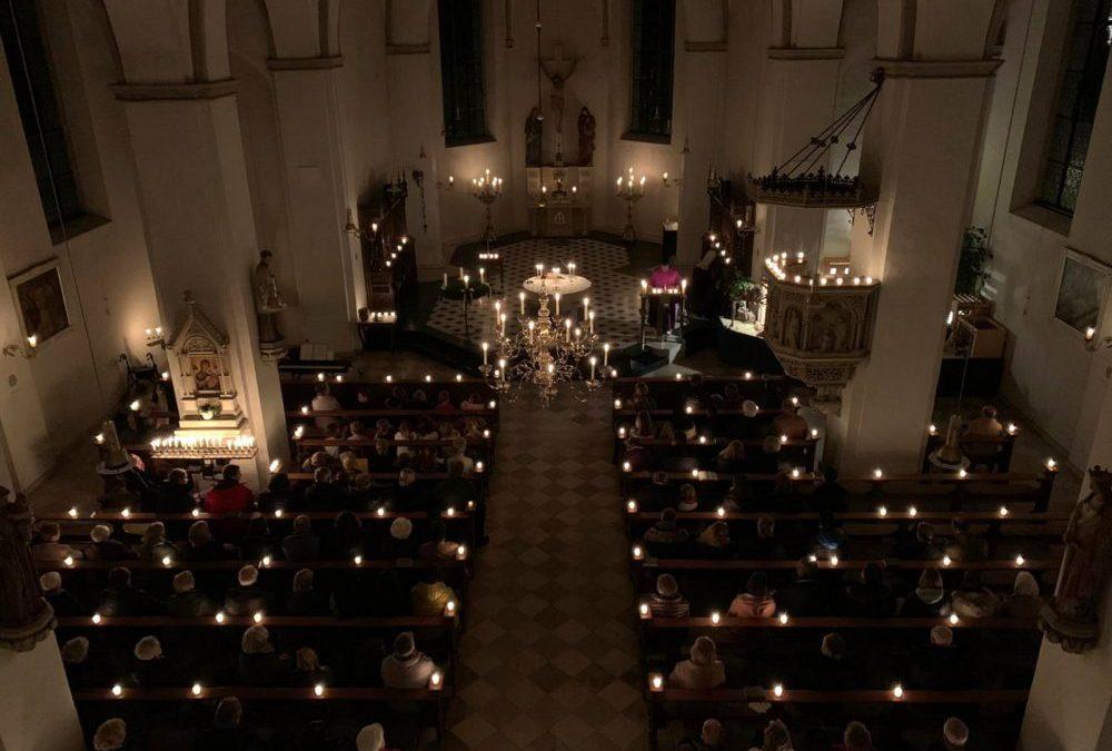 Schein der Lichter & Rorate Gottesdienste