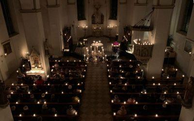"""""""Wir warten auf das Licht"""" – Rückblick 4. Advents-Sa"""