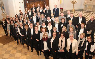 Kirchenmusikalische Andacht in Nk