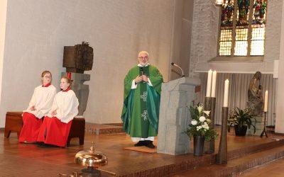 """""""Alte"""" Gottesdienstordnung zum neuen Schuljahr"""