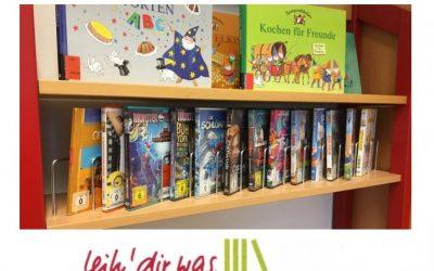 Bücherei in Nordkirchen in den Ferien offen