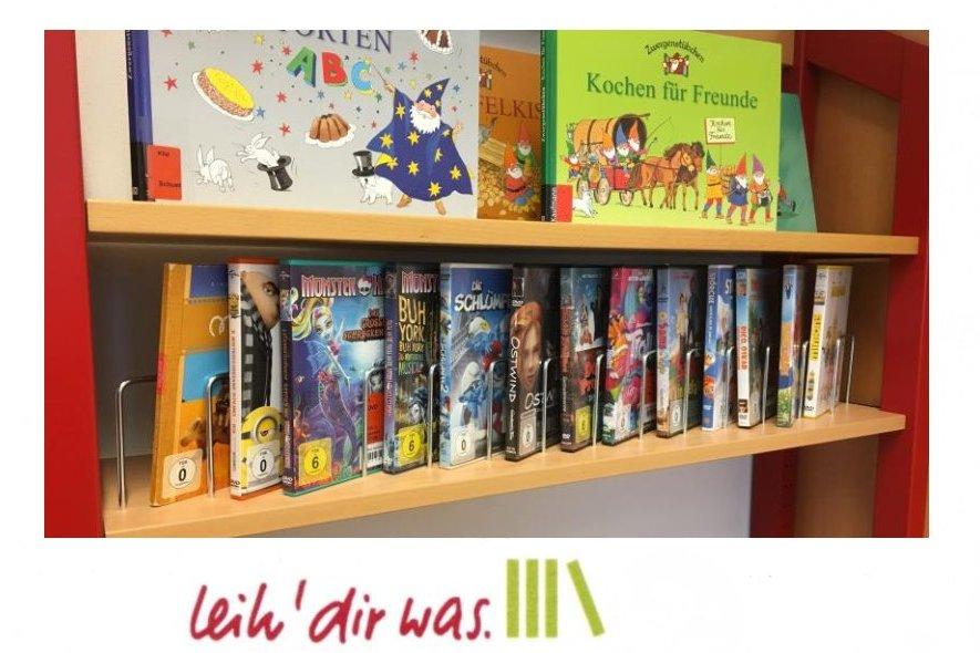 Nordkirchener Bücherei bietet Bringdienst an