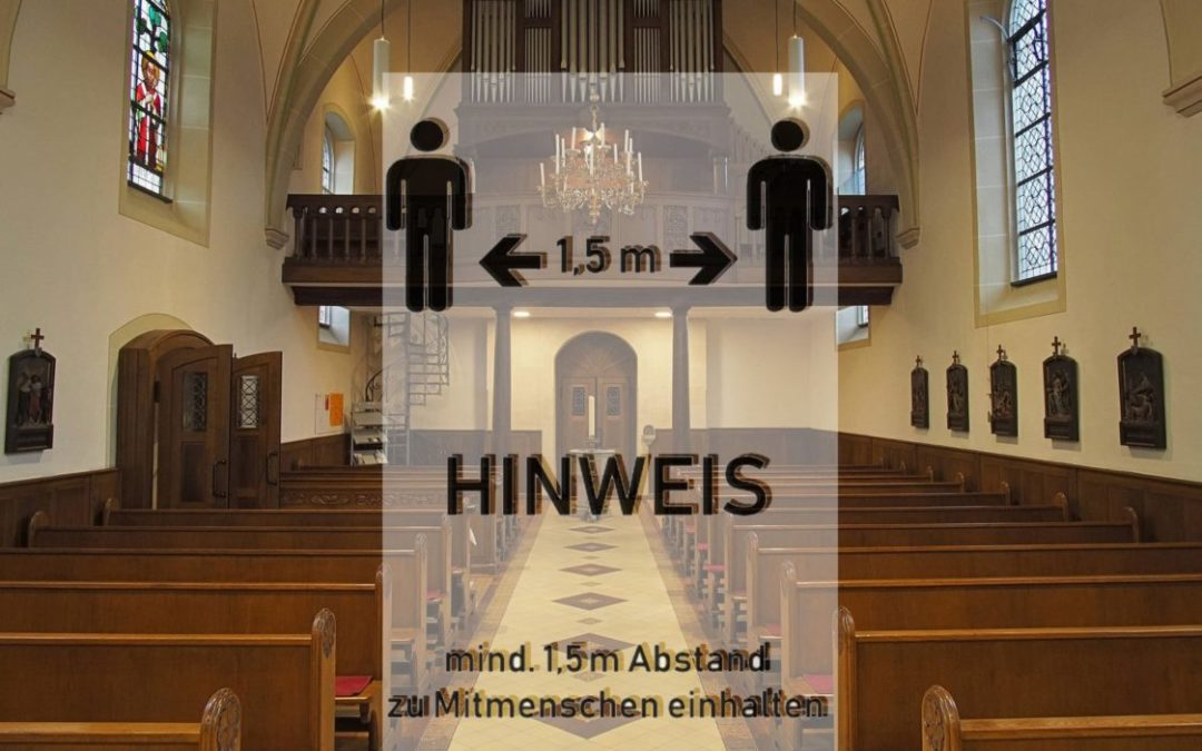 Sondergottesdienste in allen Ortsteilen