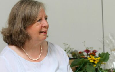Marita Hölscher geht in den Ruhestand