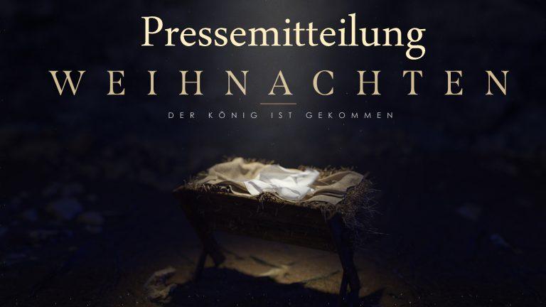Open-Air-Gottesdienste am Heilig Abend abgesagt – Kirchen sind offen, Material für Daheim