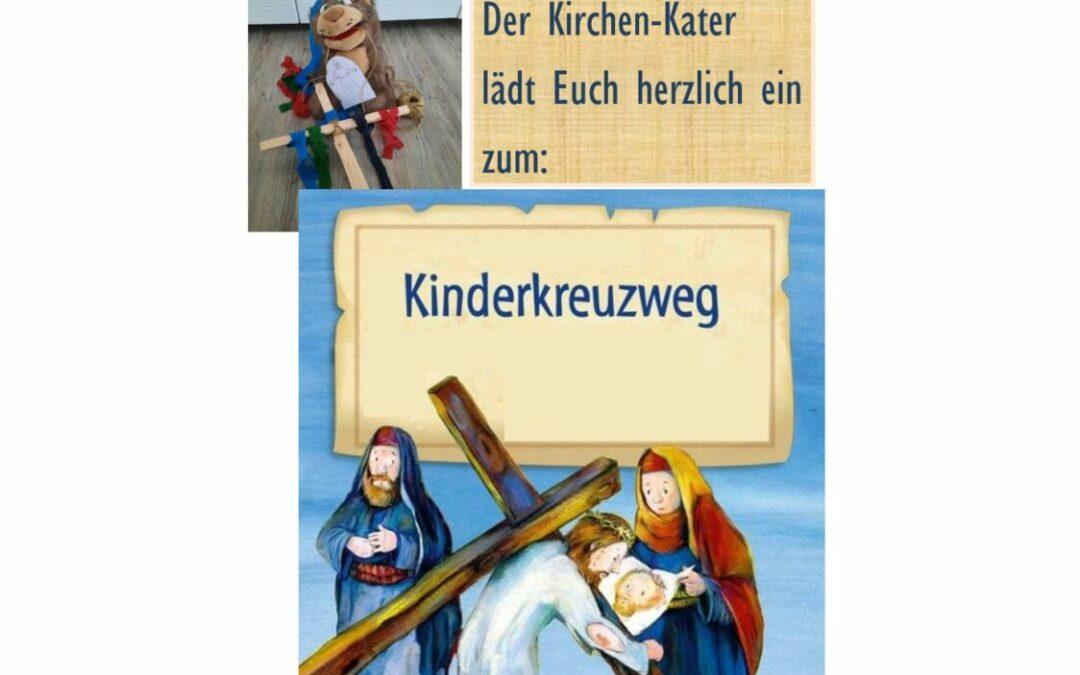 Ökumenischer Kinder-Kreuzweg