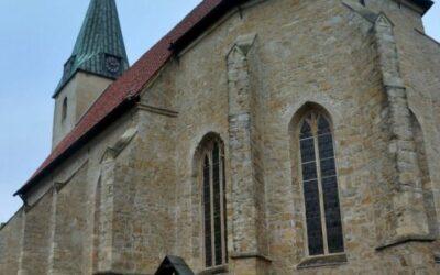 Neues von der Kirche St. Pankratius in Südkirchen