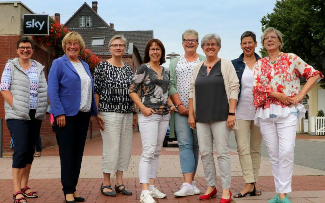 Das neue Team der kfd Nordkirchen