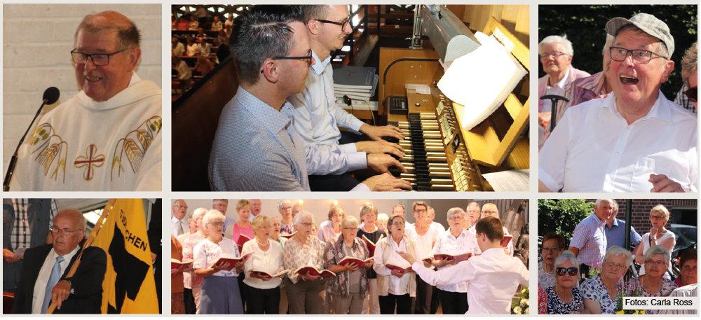 Priesterjubiläum – 50 Jahre segensreiches Wirken: Pfarrer Kordt dankt mit Festgottesdienst