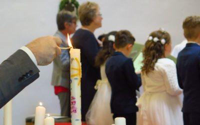 Elternabend zur Planung der Erstkommunion