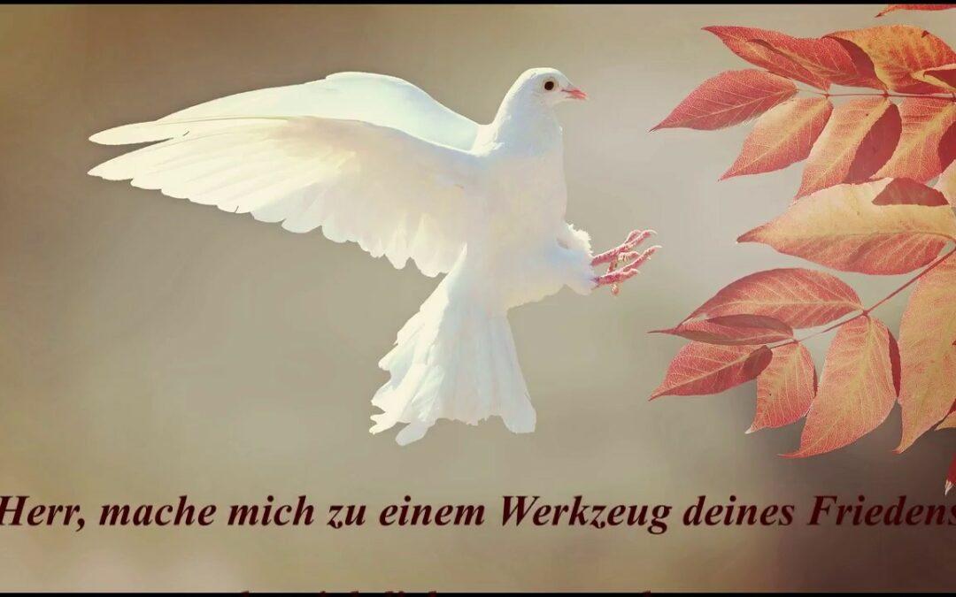 Friedensgebet der kfd in Olfen