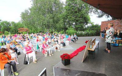 Kfd feiert in großer Runde Maria Magdalena