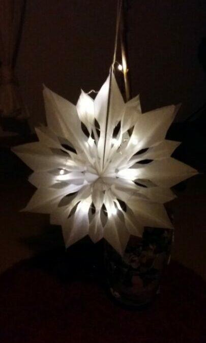 Rorateandacht im Kerzenschein in Capelle – Komm, wir haben seinen Stern gesehen –