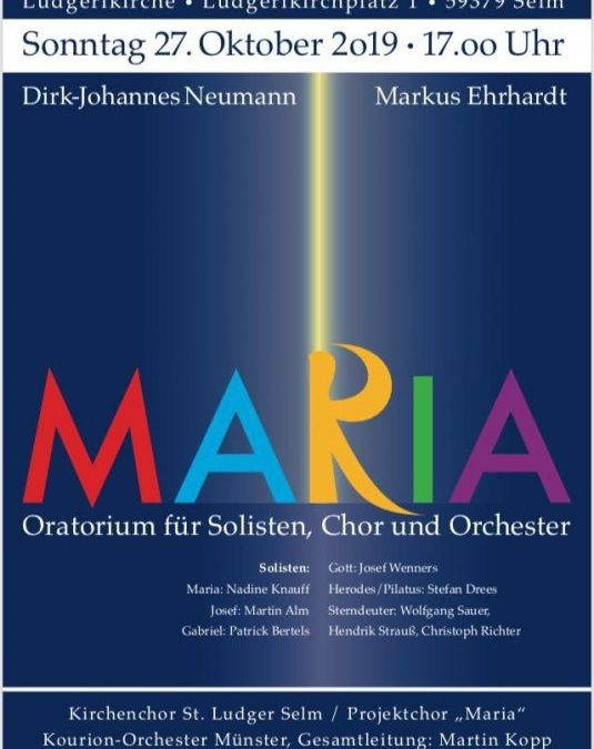 "Musical-Oratorium ""MARIA"" in Selm"